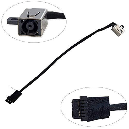 Replacement New DC Power Jack Harness Cable for HP Chromebook 11 G5 EE Series ()