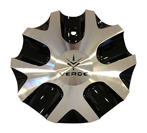 lack Machine Wheel Rim Center Cap C-V36-B CAP5078 ()