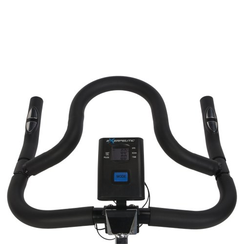 Exerpeutic LX7 Training Cycle with Computer Monitor and Heart Pulse Sensors