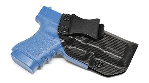 Concealment Express IWB KYDEX Holster: fits GLOCK 29 / 30 - Custom Fit - US Made - Inside Waistband - Adj. Cant/Retention