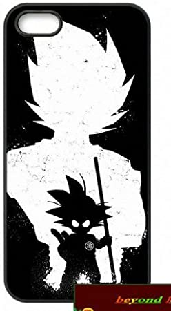Coque Iphone 66s Dragon Ball Dbz Vegeta Son Goku Noir Et Blanc