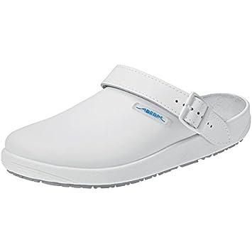 Abeba Herren Sicherheitsschuhe Weiß Weiß 36 kNX7Rxup