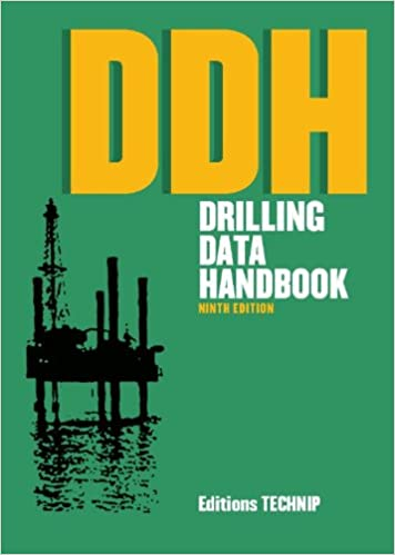 Drilling Data Handbook 9th Edition: Nguyen: 9782710809715: Amazon