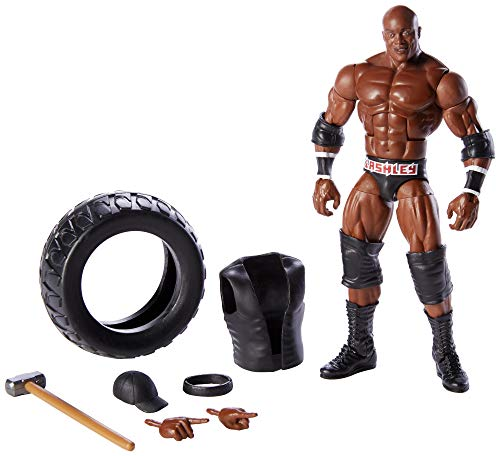 WWE Bobby Lashley Elite Collection Action Figure