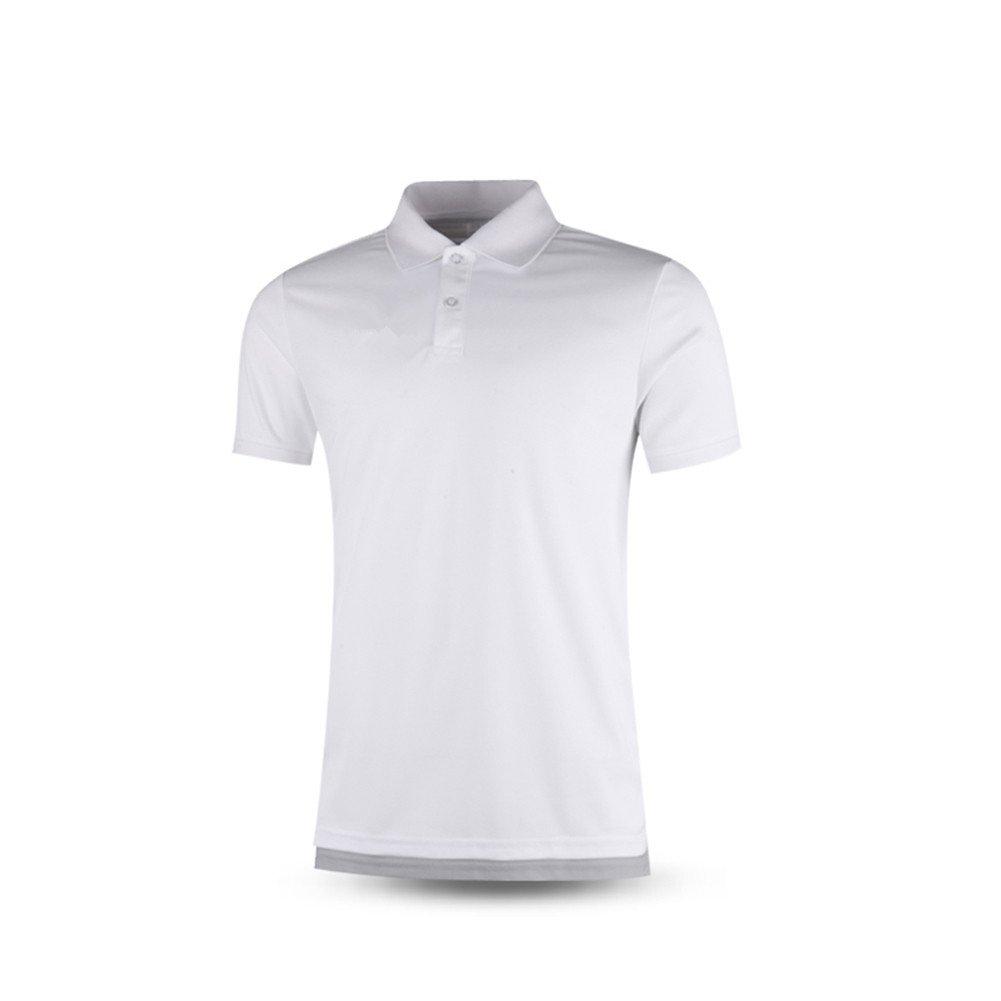 KELME Verano Hombres cómodo Camiseta Transpirable Casual Polo ...