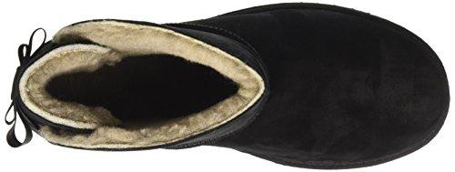 Botines Mujer Emu Nero BLU 014 para In Negro qnT6C6