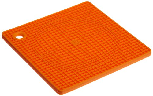 Casabella Orange Pot Holder Trivet