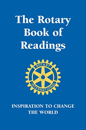 Rotary Book of Readings: Inspiration to Change the World (Little Book. Big Idea.) by Hatherleigh Press