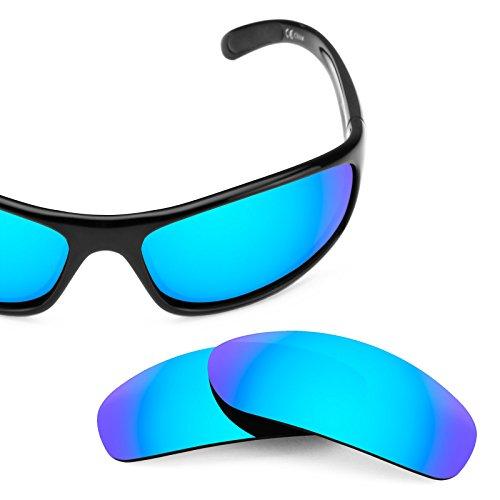 múltiples para Lentes Mirrorshield Opciones — Bolle Revant Azul Polarizados Anaconda repuesto Hielo de w8WZAO