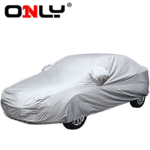 ONLY® Innovative Car Cover - Completed Within a Minute, Waterproof, Oxford Series Y for SUV. (Y-48 Length 183'' to 190'')