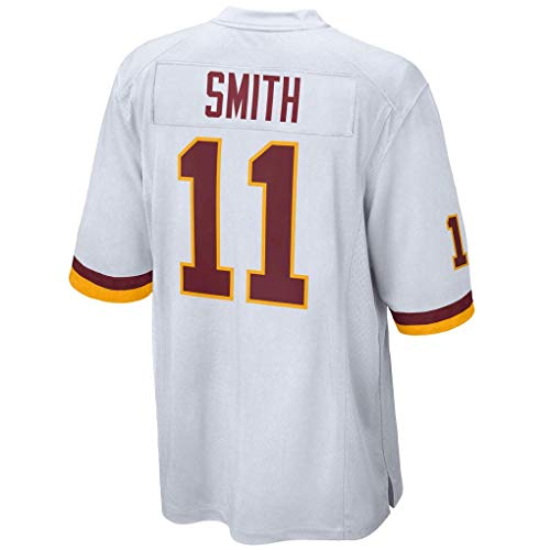 - Men's/Women's/Youth_Washington_#11_Alex_Smith_White_Game_Jersey