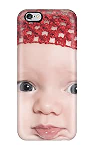 High Quality Shock Absorbing Case For Iphone 6 Plus-super Cute Little Baby