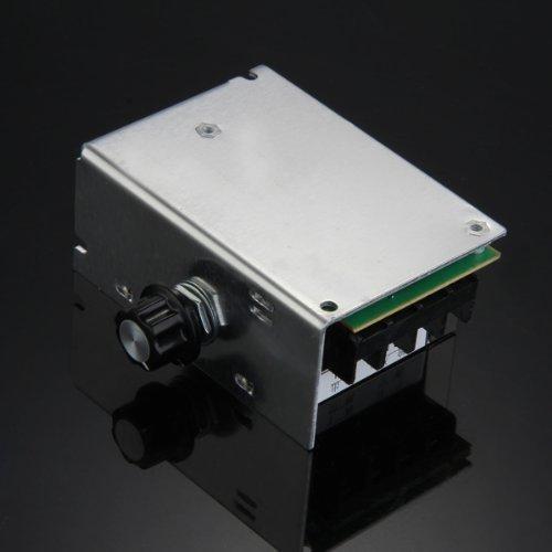 Regulador Controlador de Tension Voltaje Silicio Alta Potencia 4000W con C YU 1X