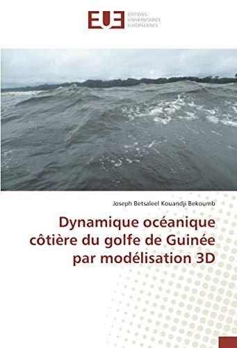 Read Online Dynamique océanique côtière du golfe de Guinée par modélisation 3D (French Edition) ebook
