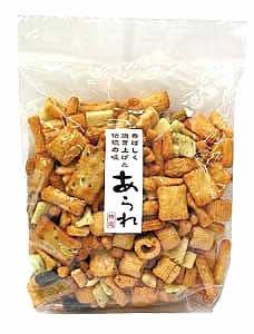 Marukai Arare Japanese Rice Cracker 9oz, pack of 1 by Marukai