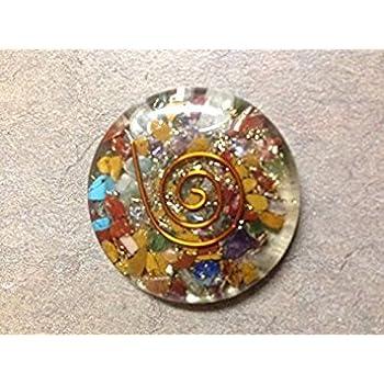Orgone Energy Chakra Pocket Disc Emf Protection