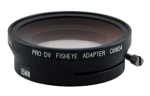 Century Fisheye Adapter 65mm Clamp-on