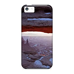 New RNR2048jPNF Canyon Light Tpu Cover Case For Iphone 5c by icecream design