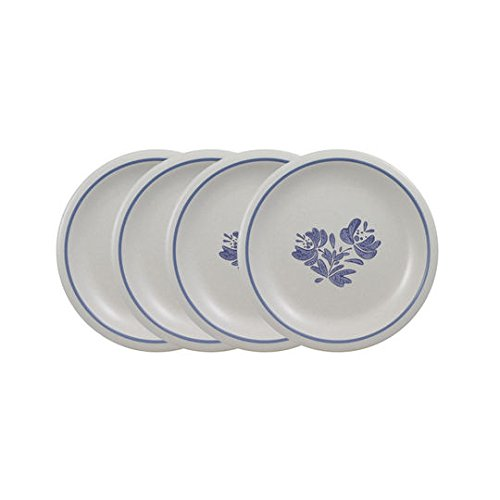 Pfaltzgraff Yorktowne Bread and Butter or Dessert Plate (6-3/8-Inch, Set of 4)