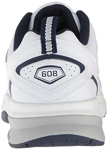 New Baskets Blanc Balance bleu Homme Pour Mode Marine rr5FnwRqx