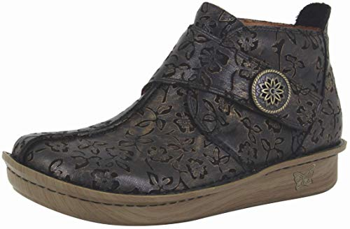 Alegria Women's Caiti Ankle Boot Bronze Eyed Susan 38 ()