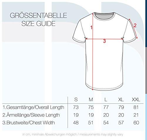 De T Cuello Black Manga Figos Camiseta Básica Redondo 100 shirt Algodón Hombre Corta solid Para 9000 Con qxPtYTnwPW