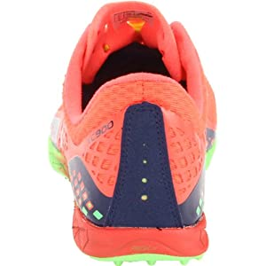 New Balance Women's WXCS900 Spike Cross-Country Shoe,Orange,10 B US