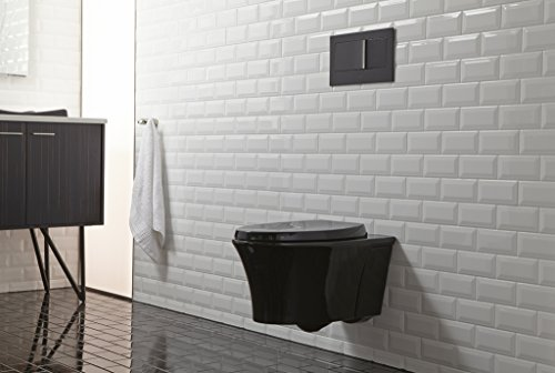 KOHLER K-5671-BN Toobi Bathroom Towel Ring, Vibrant Brushed Nickel by Kohler (Image #1)