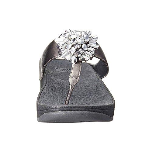 Metálico Nimbus Silver Fitflop Blossom Sandalias Mujer 2 xgwwvT8Uq