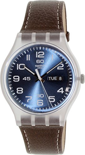 swatch-daily-friend-blue-dial-plastic-brown-leather-quartz-mens-watch-suok701