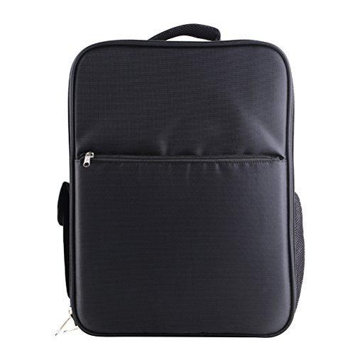 Price comparison product image Foxnovo Universal Waterproof Backpack Carrying Case Bag for DJI Phantom 1 Phantom 2 Vision Vision+ FC40 (Black)