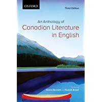 An Anthology of Canadian Literature in English