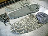 Genuine U.S. Military Goretex 5-Piece Improved Modular Sleeping Bag System, Outdoor Stuffs