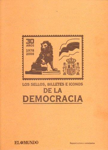 LOS SELLOS, BILLETES E ICONOS DE LA DEMOCRACIA. Álbum de 200 láminas. SIN CROMOS.: Amazon.es: Laviana, Juan Carlos ...