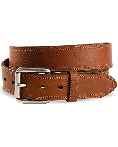 Ariat Men's Triple Stitch Belt,Sunshine,40