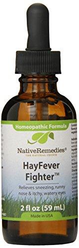 Native Remedies HayFever Fighter, 50ML Bottle