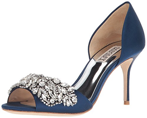 clearance clearance Badgley Mischka Women's Hansen Pump Navy best seller online cheap sale release dates view online free shipping pictures ppFnvO