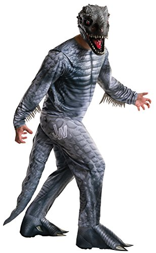 Rubie's Men's Jurassic World Indominus Rex Costume, Multi, Standard -