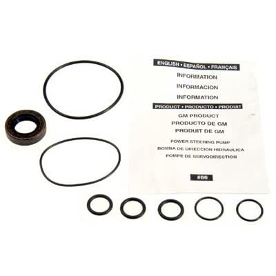 ACDelco 36-348371 Professional Power Steering Pump Seal Kit with Seals: Automotive