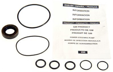 ACDelco 36-348371 Professional Power Steering Pump Seal Kit with Seals