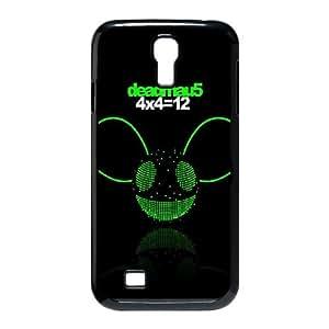 Deadmau5 Album Cover Samsung Galaxy S4 9500 Cell Phone Case Black phone component AU_529613