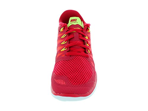 Nike Free 5,0 Löparskor För Damer, Rött, Us10