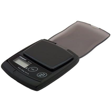 Balanza de precisión digital TANGENT mini. Máximo 120 gr. Precisión 0,1 gr