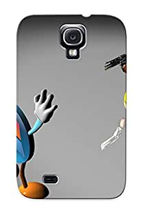 New Cute Funny Linux Case Cover/ Galaxy S4 Case Cover