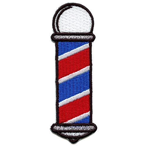 Top barber pole patches for jackets for 2020