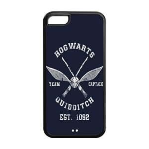 the Case Shop- Harry Potter Hogwarts TPU Rubber Hard Back Case Cover Skin for iPhone 5C ,i5cxq-138