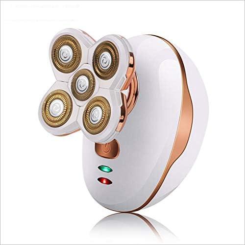 Afeitadora Eléctrica para Hombres, Impermeable 4D Floating Razor ...