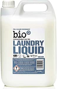 Bio D Concentrated Laundry Liquid 5 litre: Amazon.es: Electrónica