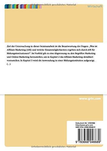 Affiliate-Marketing-als-Erlsquelle-am-Beispiel-einer-Bildungsinstitution-German-Edition