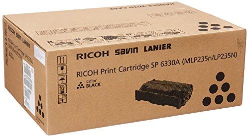 Ricoh 406628 Black AIO Toner Cartridge Type SP 6330N
